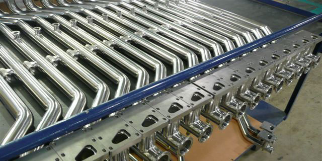tube bending assemblies